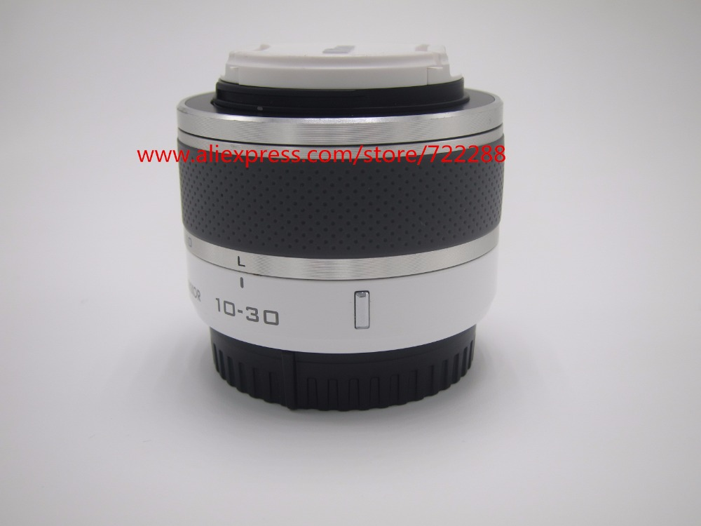 For Nikon 1 NIKKOR 10 30mm f 3 5 5 6 VR Zoom Lens Unit White