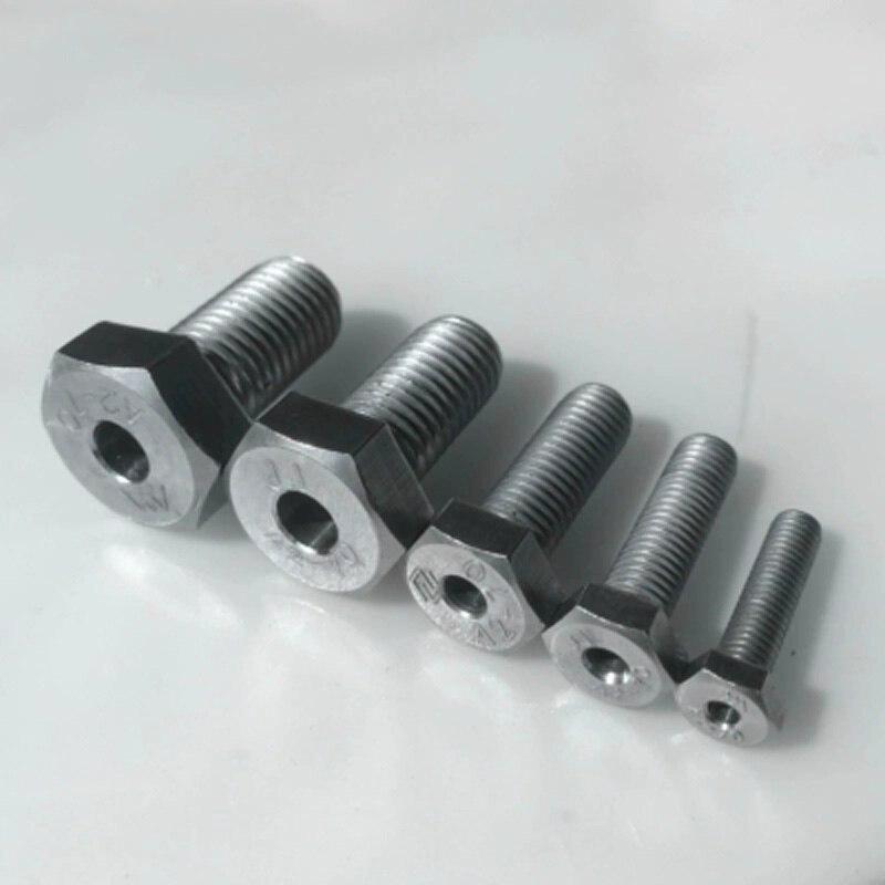 Cl/é Kit /à Vis et Ecrou 500 Pi/èces M3 M4 M5 T/ête /à Bouton en Acier Inoxydable T/ête Hexagonale Boulons /à T/ête cylindrique Vis /à Noix Assortiment Kit