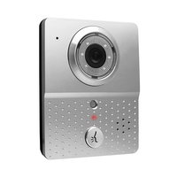 720P Wifi Door Bell Video Doorbell IR Night Vision Waterproof PIR Alarm Video Door Phone Remotely Unlock For Smart Phone Tablet