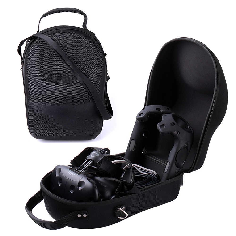 Новейшая жесткая дорожная сумка из ЭВА Защитная крышка для хранения чехол для htc VIVE Система виртуальной реальности и аксессуары для контроллера