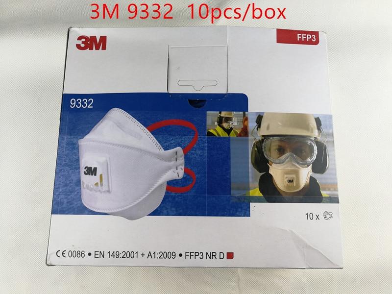 masque ffp3 3m 9332