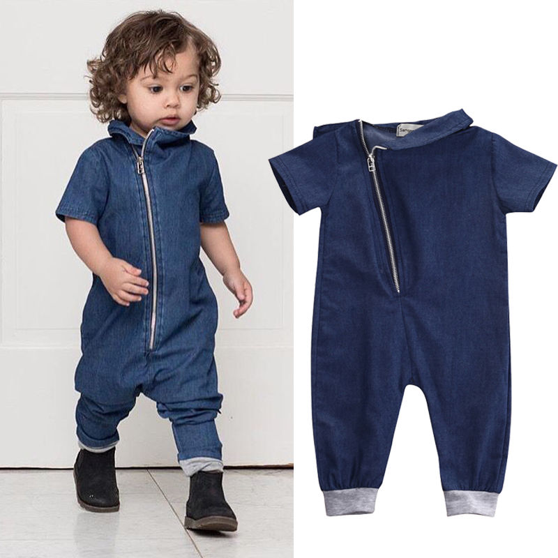 1e8d5cd6a707 2018 free ship Cotton Baby Rompers bebes boys Newborn Baby Clothes ...