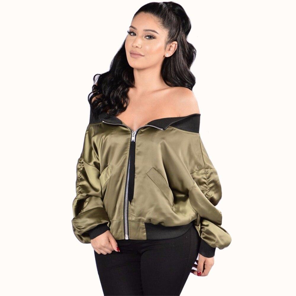 font b Women b font chaquetas de mujer Zip Up Tops winter font b jacket