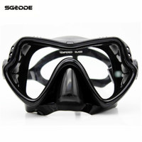 Adult Water Sports Snorkel Mask Scuba Diving Mask Swimming Goggles Underwater Scuba Diving Equipment For GoPro