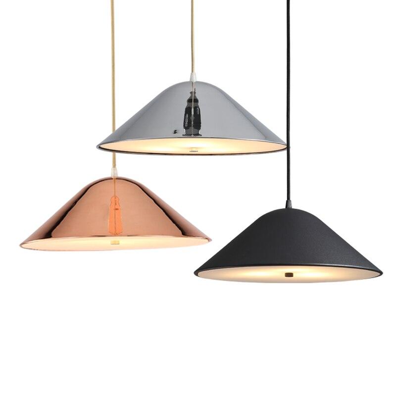 Nordic Ретро подвесные светильники для столовой Кухня Lampadario Винтаж металлический подвесной светильник Крытый Luminaria светильники