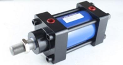 Light tie rod hydraulic cylinder MOB40*200 hydraulic machine oil cylinder with FB rear flange hydraulic oil cylinder mob50 20 200 pneumatic cylinder