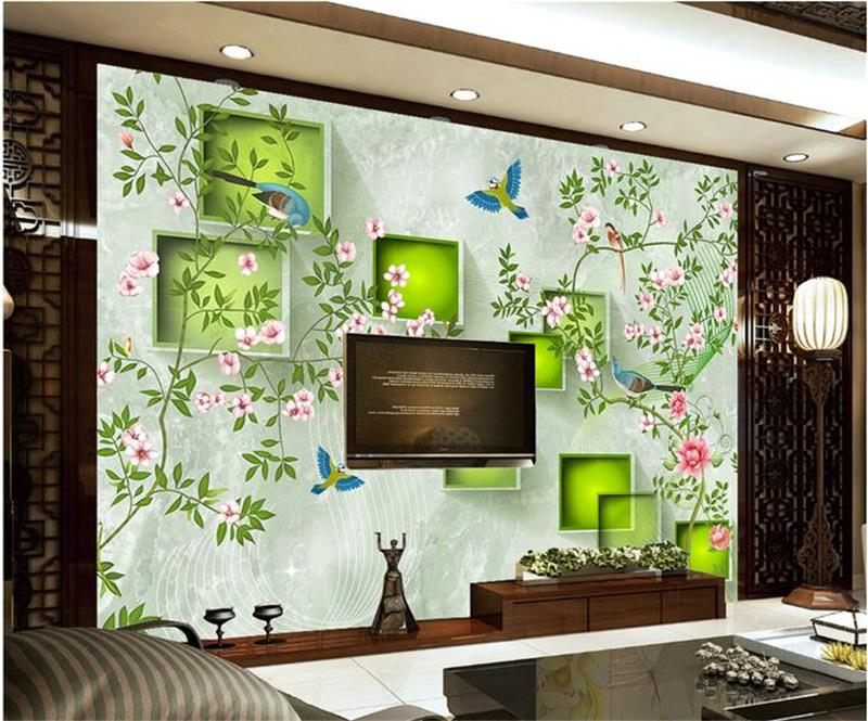 3d photo wallpaper custom living room mural flower and bird map photo picture TV background wall sticker wallpaper for wall 3d forza horizon 3 [xbox one]