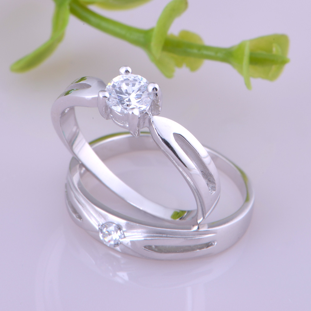 wholesale diamond girls silver shining search rings nice charm images best choice