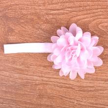 1PC noworodka niemowlę dziewczynki szyfonowy kwiat różowa opaska do włosów + 1PC różowy spódnica bąbelkowa niemowlę maluch śliczne zdjęcie rekwizytu LA986441 tanie tanio hengsong W stylu Lolita Kobiet W wieku 0-6m Poliester Rayon polyester rayon Stałe Powyżej kolana Mini Suknia balowa Łuk