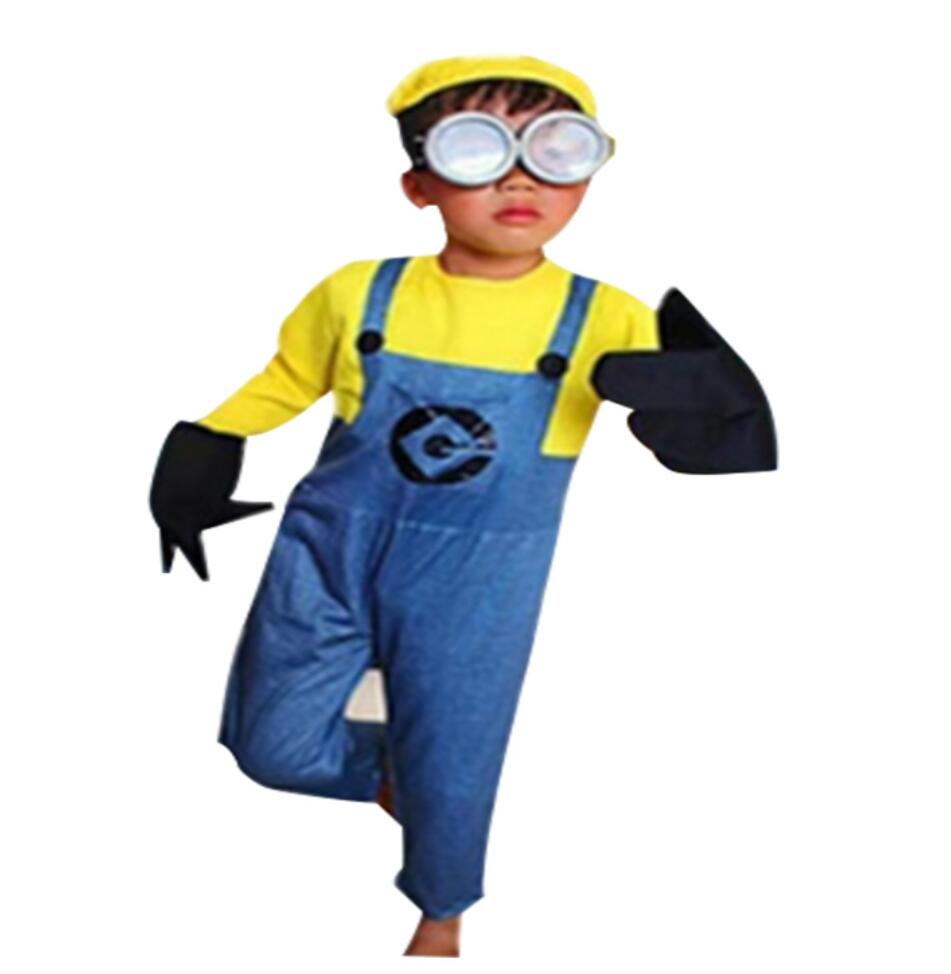 Halloween Minions Costume for kids