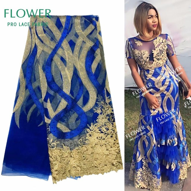 5e204c6663f African Lace Fabric With Stones French Lace Net Fabric Ankara Life Style  Mesh Voile Guipure Net Lace Dress Material For Wedding