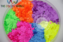 Шестиугольник неоновый матовый цвет 2,5 мм, устойчивый к растворению блеск для ногтей, Гель лак для ногтей, макияж, ручное творчество, рукоделие, Декор