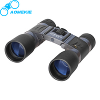 Durable Metal 8 10 12X32 Binoculars High Power HD Optical Glass Multi Coated Lens Bird Watching