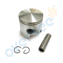 3C8 00001 3 piston set for nissan tohtastu 40HP outboard engine boat motor brand new aftermarket