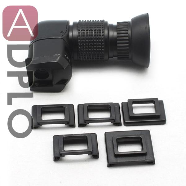 Pixco 1-3.2x-NIK/PK/FX combinaison de recherche d'angle droit pour Canon/Nikon/Sony/Pentax/Fujifilm 1x-3.2x machine de vue à Angle droit