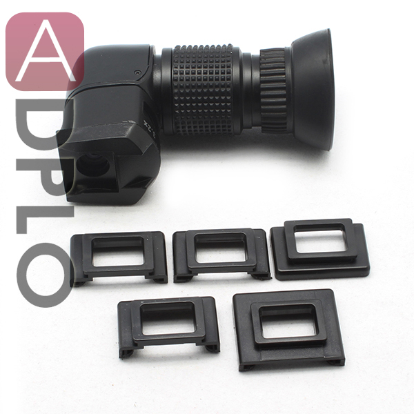 цена Pixco 1-3.2x Right Angle Finder Suit For Canon/Nikon/Sony/Pentax/Fujifilm 1x-3.2x right angle view machine
