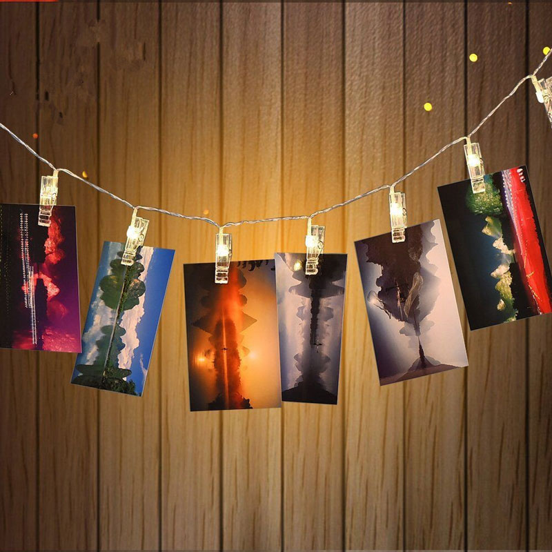Buy 5m 20 leds christmas light indoor - Indoor string light decoration ideas ...