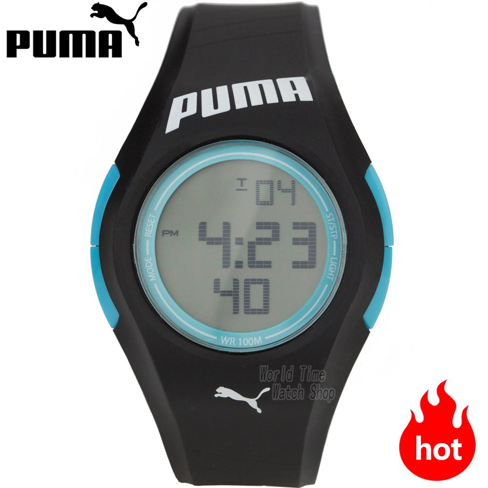 PUMA WATCH Excited series of multi functional sports women ...