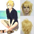 New arrival Uta no Prince sama Kurusu Syo cosplay wig Anime Costume Cosplay Party Hair Full Wig free shipping