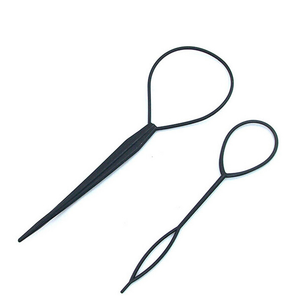 Figure A Needle, Disk Device, Long Hair Short Hair Braider, Hair Tools,10Pcs ...