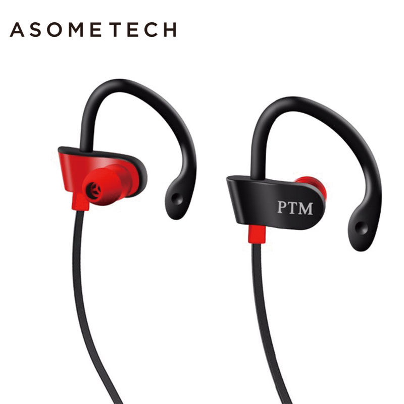 New Arrival Headphone Brand PTM Earphone S27 Sport Headset Running Earbuds with Microphone For iPhone Samsung Earpods Airpods 5S