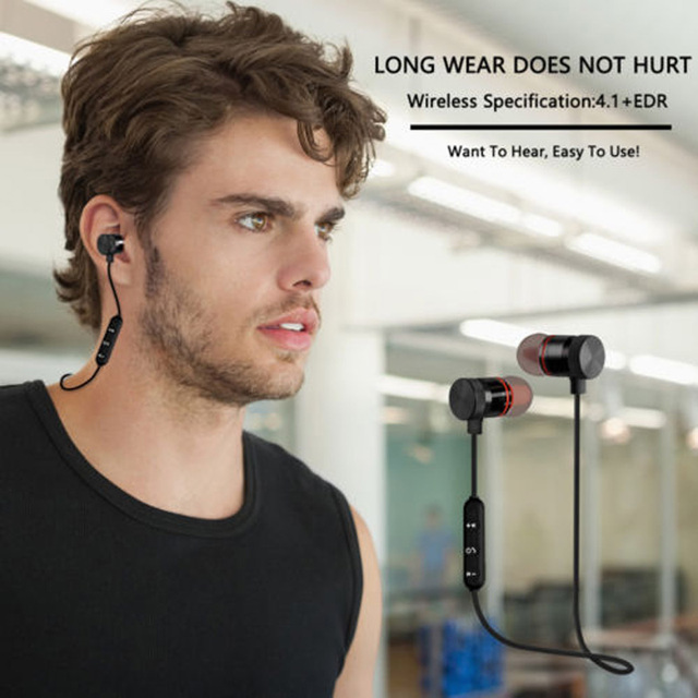 Wireless Headphones Bluetooth Headphones Earphone For Phone Bluetooth Headphone for Xiaomi Earphones With Mic