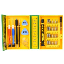 38 in 1 Professional Hardware Repair Tools Kit For iPhone Ipad Laptop Tablet PC Versatile Precision Electronic Tool Tweezers