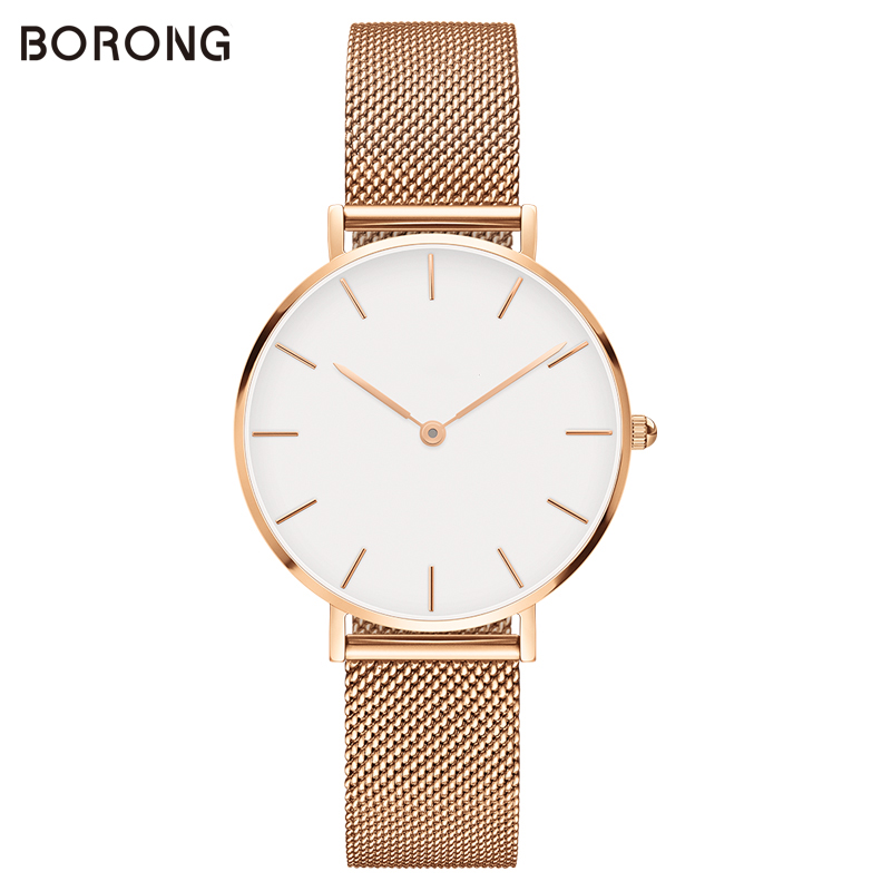 2018 Luxury TOP Brand Quartz Watch Women fashion Steel Bracelet DW Watch style Ladies Dress Watch Relogio Feminino Analog clock xinge top brand luxury women watches silver stainless steel dress quartz clock simple bracelet watch relogio feminino