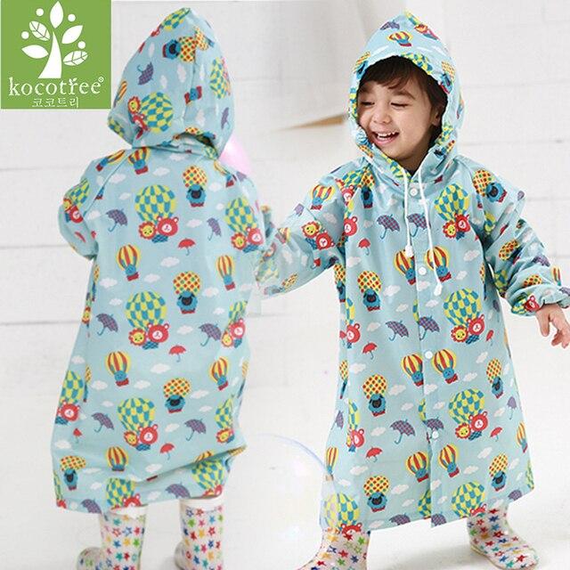 2ed6d283fe802 2 ~ 6 ans bébé enfants veste à capuche enfants fille garçon manteau de pluie  Poncho
