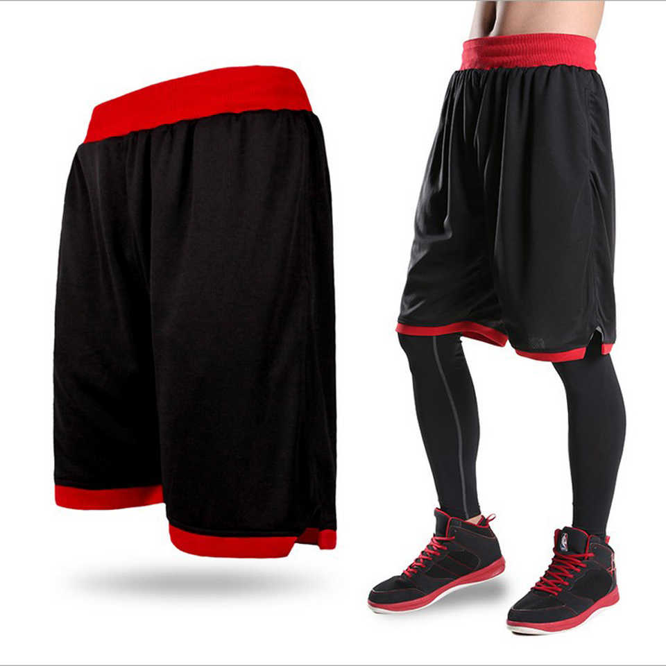 SOUTF jogging lose shorts basketball shorts basketball fitness training paul george fresno state kirk hinrich stephon marbury