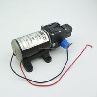 80w 6LPM electric Self Priming diaphragm water pump High Pressure water pump dc 12v