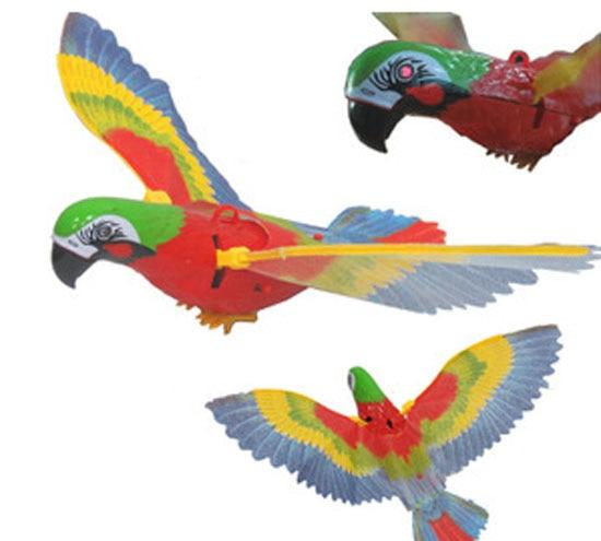 Nouveauté Flash Simulation Électrique Flying Eagle Bird Rotation - Jouets électroniques - Photo 5