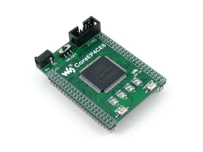 5pcs/lot Altera Cyclone Board CoreEP4CE6 EP4CE6E22C8N EP4CE6 ALTERA Cyclone IV CPLD & FPGA Development Core Board Full IOs