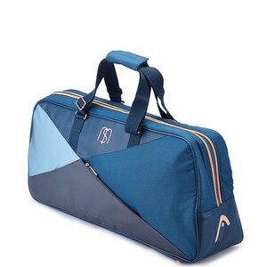 New Arrival Head Sharapova Tennis Bag Women's Bag Sports Bag For Women Backpack Sac De Raquette De Badminton
