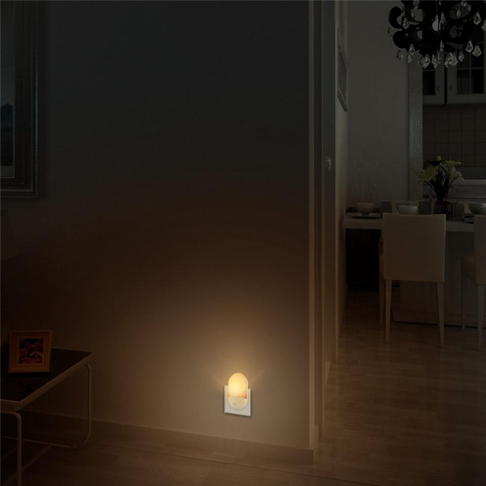 Dependable Led 0.7w Light Control Auto Body Motion Sensor Night Lamp Yellow Warm White Wall Light Emergency Indoor Lighting Bedroom Led Lamps Lights & Lighting