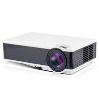 ML217 BYINTEK New USB 1800lumens Game Home Theater LED Digital Video Pico Mini Projector HD Proyector