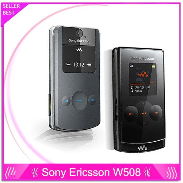 original Sony Ericsson w508 cell phones unlocked brand w508 mobile phones 3G HSDPA 2100 3 2MP