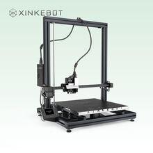 Double Nozzle Dual Extruder High Resolution Desktop 3D Printer Large Build Size 400*400*500