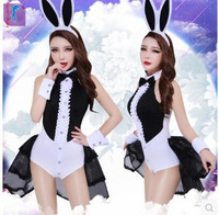 2017 Bodysuit Women Nightclub Dj Female Stage Singer Jazz Dancers Bunny Girl Uniform Bar Ds Performance