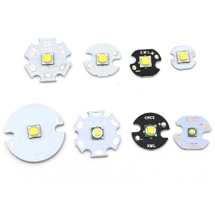 XPE R3 3W XML T6 XML2 U3 10W LED Emitter Chip Bulb High