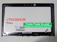 15.6 LED FHD FLUSH GLASS SCREEN ASSEMBLY FOR LENOVO IDEAPAD Y700 15ISK 80NV non touch IDEAPAD Y700 15 Not 3D camera