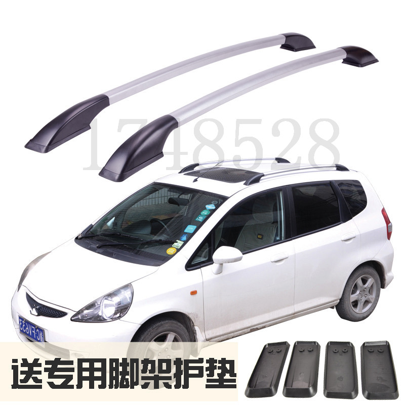 Accessories Refitting the roof rack of aluminum alloy luggage rack for Fit 1.4M
