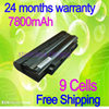 9cells Laptop Battery For DELL for Inspiron 13R 14R 15R 17R M411R M501 M5010 N3010 N3110 N4010 N4110 N5010 N5030 N5110 N7010
