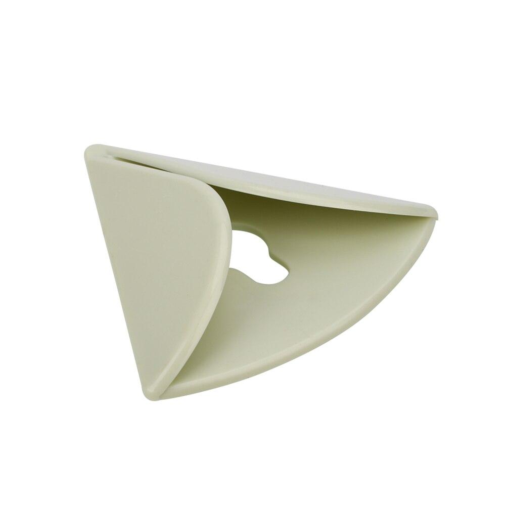 Многофункциональный держатель для ручного полотенца на присоске, кухонные крючки для посуды, держатель для ванной комнаты, кухонные стеллажи для хранения - Цвет: light green