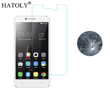 2PCS Screen Protector Lenovo A2020 Glass Film Tempered For Vibe C Phone HATOLY