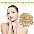 10x Capsules Ageless Skin Whitening Solution Whiten Scars Vitamin E External Use Only Beauty Care
