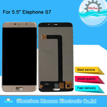 """5.5"""" M&Sen For Elephone S7 LCD Display Screen+Touch Panel Scr"""