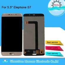 "5.5"" M&Sen For Elephone S7 LCD Display Sc"