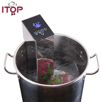 Merci Chef Immersion Circulator Slow Cooker Processing Sous Vide CE UK VDE Plug UK In Stock