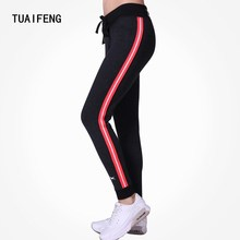 New Arrival Women Sports Yoga pants GYM spandex Running tights Breathable Sport Fitness Leggings plus size